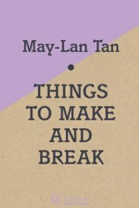 Things To Make Or Break. Book