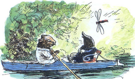 Ratty-and-Mole-in-Boat-with-Dragonfly