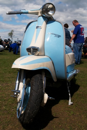 IOW Scooter Rally 2010