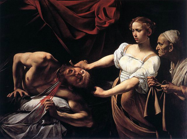 Caravaggio-Judith-Holofernes-Commons