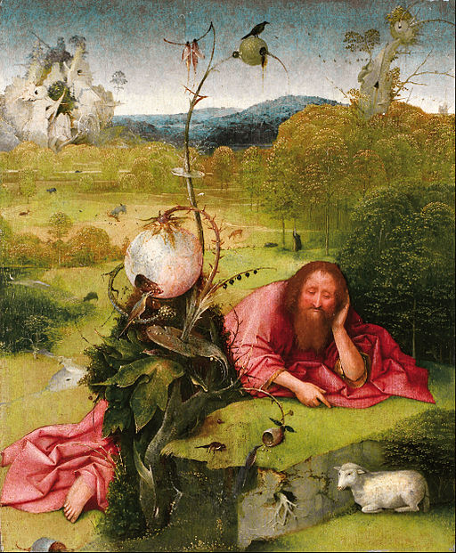 Hieronymus_Bosch_-_Saint_John_the_Baptist_in_the_Desert_-_Google_Art_Project
