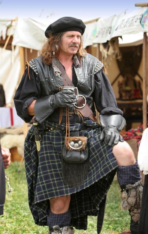 highlander-kilt