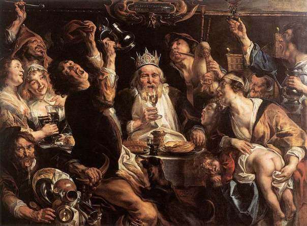 Jordaens_King_Drinks