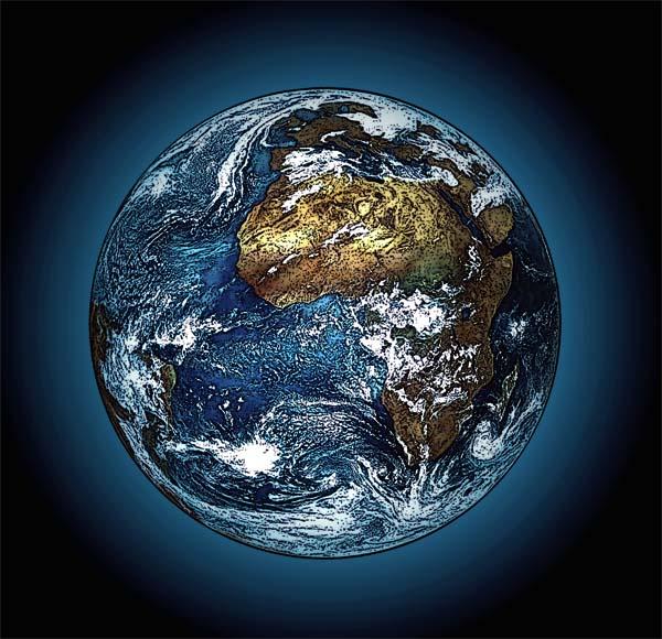 Earth-Erde